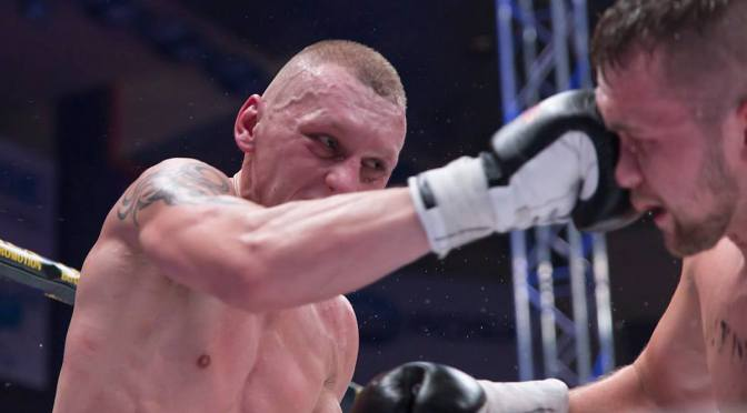 Polish Boxing in HFR Keflavík
