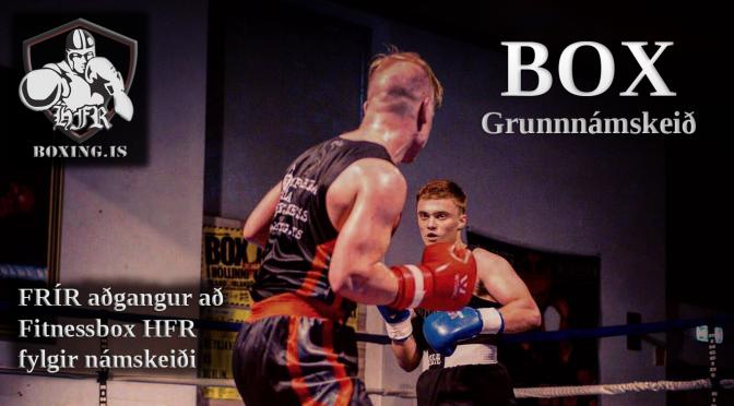 Box Grunnur 16. Mars